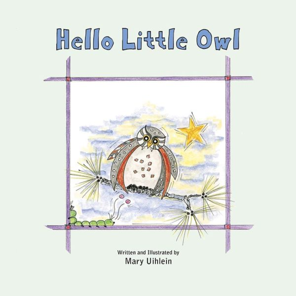 Hello Little Owl Book 1 Cover Graphic